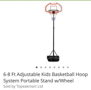 Kids Basketball Hoop for Sale in Tacoma, WA