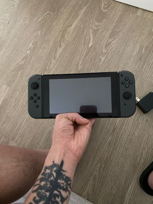 Nintendo Switch - Like New! Comes with two wired controllers and Super Mario Party - BEST OFFER for Sale in Portland, OR