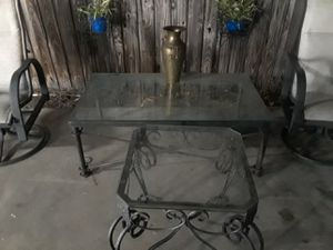 Used as patio furniture for Sale in Tampa, FL