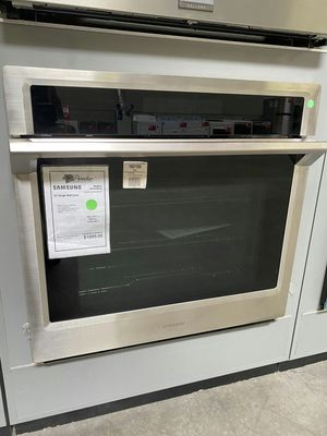 New Samsung 30 in. Stainless Steel Wall Oven Discounted! for Sale in Chandler, AZ