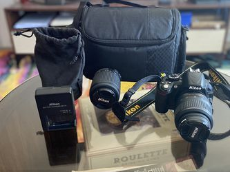 Nikon D3100 for Sale in Queens,  NY