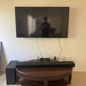 55 Inch Samsung QLED 4K Smart Tv for Sale in Irvine, CA