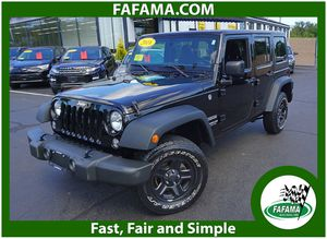 2016 Jeep Wrangler for Sale in Milford, MA