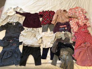 Baby girl clothes 9-12 months for Sale in Bothell, WA