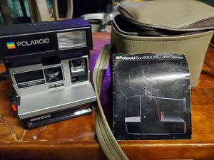 Polaroid Sun 600 LMS for Sale in Fredericksburg, PA