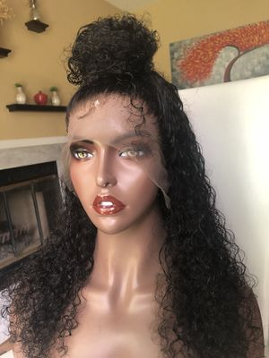 Transparent lace front wig for Sale in Bowie, MD