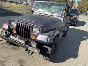 1988 Jeep Wrangler for Sale in Linden, NJ