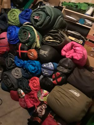 Sleeping bags for Sale in Madera, CA
