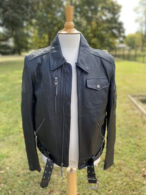 Harley Davidson large maverick leather jacket large like new for Sale in Middle Valley, TN