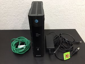 Modem router AT&T for Sale in Miami, FL