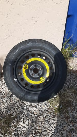 Spare tire for 2012 Jetta. for Sale in Tucson, AZ