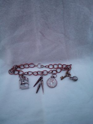 Cute Charm bracelet REDUCED PRICE!! for Sale in LRAFB, AR