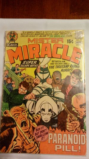 DC* Collector Comic Book #3 Aug 1971 for Sale in Lakeside, AZ
