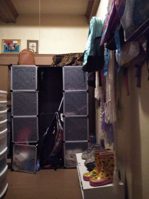 closet organizer for Sale in Riverside, CA