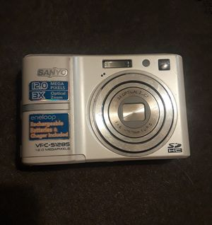 Sanyo VFCS1285 Digital Camera for Sale in Tallahassee, FL