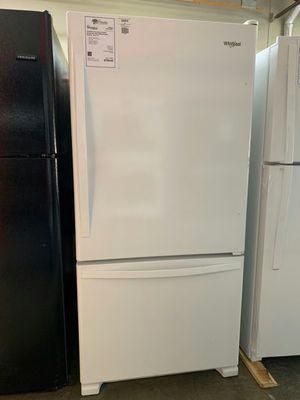 "NEW Whirlpool White 33"" Bottom Freezer Refrigerator Fridge..1 Year Manufacturer Warranty Included for Sale in Chandler, AZ"