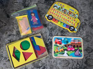 Kids puzzles/games for Sale in Sacramento, CA
