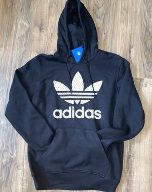 NEW MENS MEDIUM ADIDAS ORIGINALS HOODIE for Sale in Huntington Beach, CA