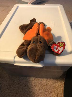 Retired beanie baby chocolate for Sale in Manassas Park, VA