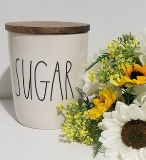 Rae Dunn canister / farmhouse decor kitchen home storage for Sale in Compton, CA
