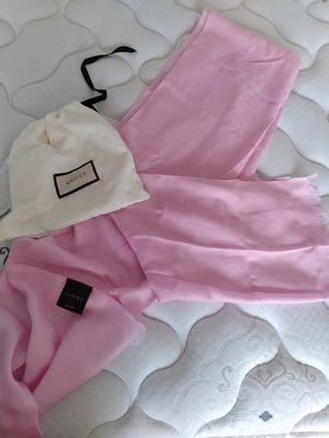 Gucci scarf new authentic for Sale in Miami Beach, FL