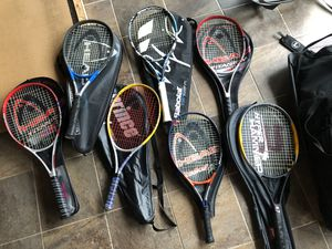 Professional tennis rackets for Sale in Staten Island, NY