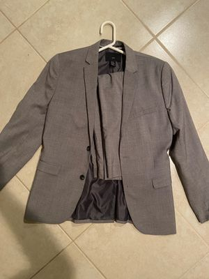 Viscose Blend Suit - Gray 40 32 for Sale in Rockville, MD