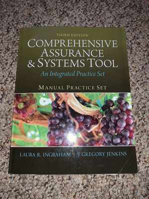 Comprehensive Assurance and Systems Tool Book for Sale in Mansfield, OH
