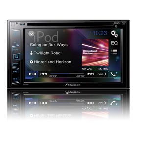 "Estereo Pionner Double Din Multimedia DVD Receiver with 6.2"" WVGA Display, aBluetooth® for Sale in Chula Vista, CA"