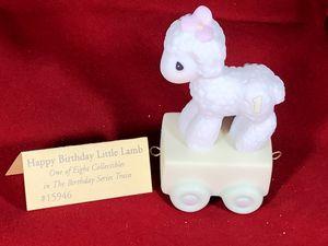 Precious Moments Happy Birthday Little Lamb for Sale in Litchfield Park, AZ