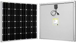 Powereco Solar Panel Monocrystalline for RV Boat Battery Charging Para Trailer Botes . for Sale in Miami, FL
