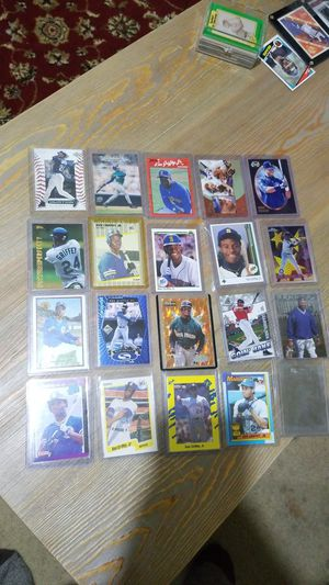 Baseball card- ken griffey jr rc lot for Sale in Roseburg, OR
