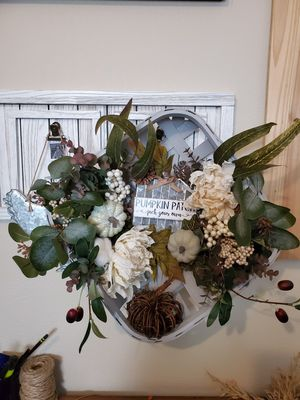 Fall Wreath for Sale in Victoria, TX
