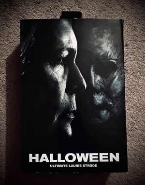 Halloween Ultimate Laurie Strode Pvc Horror Action Figure Collectible for Sale in Avondale, AZ