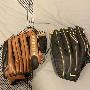 Left Handed Baseball Gloves for Sale in Camp Pendleton North, CA
