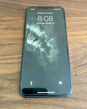 iPhone 11 Pro Max 256GB Midnight Green for Sale in Tempe, AZ