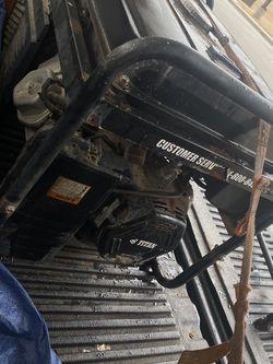 Titan generator for sale hi for Sale in Elyria,  OH