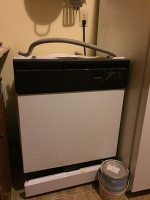 Hotpoint Dishwasher. We are moving and don't need it. We got it to build a base and make portable, but never got around to it for Sale in Murfreesboro, TN