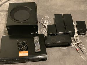 Panasonic Home Theater Set for Sale in Port St. Lucie, FL