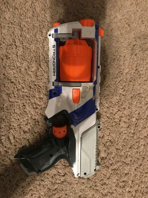 Nerf Gun Elite Strongarm for Sale in Canyon Lake, CA