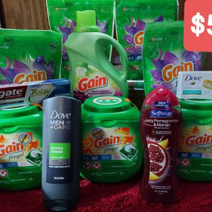 Gain Laundry Bundle Deal for Sale in McDonough, GA