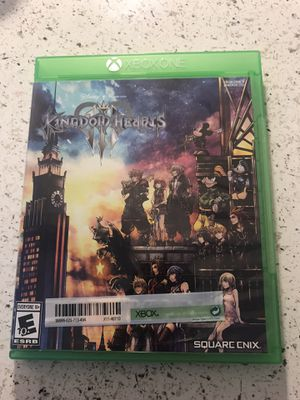 Kingdom hearts 3 for Sale in Fort Myers, FL