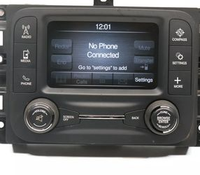 2013-2016 Dodge Ram Uconnect Multi Media Bluetooth Vp2 Radio P68226685AB for Sale in Arlington,  VA