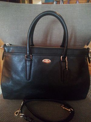 Leather Coach bag brand new and unused for Sale in Arlington Heights, IL