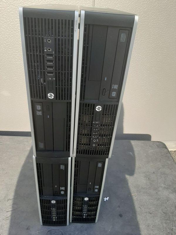 Hp pc computer desktops core i7