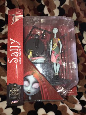 The nightmare before Christmas- Sally action figure for Sale in Lynwood, CA