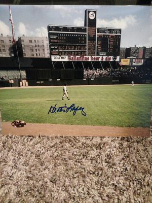 Hector Lopez Signed Yankees 8x10 for Sale in Rockville, MD