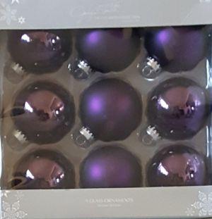 Purple ornaments for Sale in Passaic, NJ