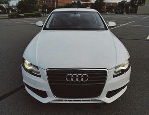 Navy&Leather*2010Audi A4 S-LineWhite Sedan for Sale in Washington, DC