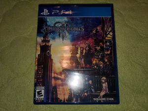 Kingdom Hearts 3 Deluxe Edition PS4 for Sale in Los Angeles, CA